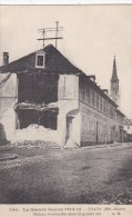THANN     ( 68 )  Maison Bombardée Dans La Grande Rue - Thann