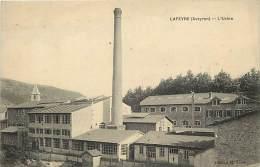 -departs Div.-ref-EE782 - Aveyron - Lapeyre - L Usine - Usines - Theme Industrie - Carte Bon Etat - - France