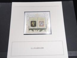 LA BARBADE - Bloc Luxe Avec Texte Explicatif - Belle Qualité - À Voir -  N° 115178 - Barbades (1966-...)