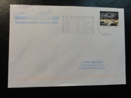 Ship Mail Cover MS M/S NARVIK 2003 Hurtigrute Polar Bear Ours Polar On Cancel Norway - Covers & Documents