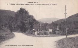 WILLER  ( 68 )  Calvaire Sur La Route De Goldbach - Sonstige Gemeinden