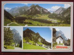 "Blenio (TI) - Mehrbildkarte ""Ghirone"" - TI Ticino"