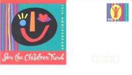 AUSTRALIA - UNUSED PREPAID - 1994 - SAVE THE CHILDREN FUND -  Lot 13529 - Entiers Postaux