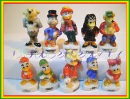 Bande A Picsou Brillante ... Série Complète ... Ref. AFF : 59-1996 .. (pan 0029) - Disney