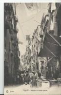 Italie Napoli             Strada Al Bosso Porto - Napoli