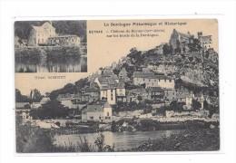 24 - BEYNAC : Carte Publicitaire Au Verso Grand Hotel BONNET, - Otros Municipios