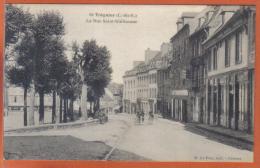 Carte Postale 22. Tréguier La Rue St-Guillaume   Trés  Beau Plan - Tréguier