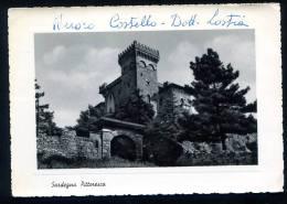 SARDEGNA Pittoresca . Nuovo Castello Della Famiglia Lostia - ITALIA - Italia