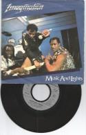 IMAGINATION  -  MUSIC AND LIGHTS - 45 T - Maxi-Single