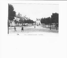 LUCENAY LES AIX  La Place - France