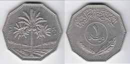 **** IRAQ -1 DINAR 1981 - PALM TREES - PALMIERS **** EN ACHAT IMMEDIAT !!! - Iraq