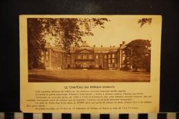 Cp, BELGIQUE, Belgium, Le Chateau De  Roeulx,  Castle - Le Roeulx
