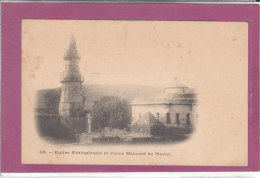 Eglise Ethiopienne Et Vieux Minaret De Harar - Ethiopie