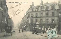 A-16 4385 : SAINT-CHAMOND COURS D IZIEUX - Saint Chamond