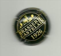 Capsule Biere Brasserie Castelain 1926, Biere De Garde - Bier