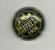 Capsule Biere Brasserie Castelain 1926, Biere De Garde - Bière