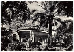 CALTANISSETTA - GRAND HOTEL - TERRAZZA VILLA MAZZONE - 1963 - Caltanissetta