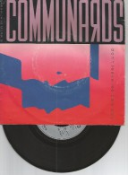 COMMUNARDS  -  DON'T LEAVE ME THIS WAY  - SANCTIFIED - 45 T - Maxi-Single