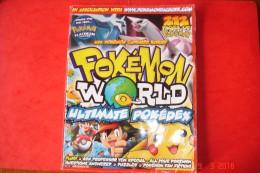 Catalogue Pokemon  Anglais 2009. - Books, Magazines, Comics
