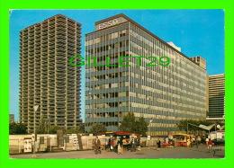 PARIS (75)  - LA DÉFENSE, TOUR ESSO, TOUR SEPTENTRION - - PHOTO ROLF WALTER -  ABEILLE-CARTES, ÉDITIONS - - Other Monuments