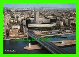 PARIS (75)  - LA MAISON DE LA RADIO ET DE LA TÉLÉVISION, ARCHITECTE HENRI BERNARD - PHOTO, ALBERT MONIER - - Other Monuments