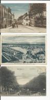 Sarrebourg  Lot De 3 Cartes - Sarrebourg