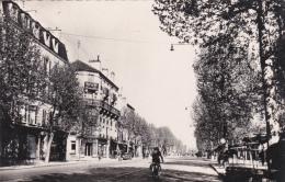CPSM Dentelée (94) JOINVILLE Avenue Du Général Gallieni - Joinville Le Pont