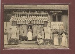 EVREUX (27) - BOUCHERIE CENTRALE - G. DEPINAY - 55 RUE CHARTRAINE - Evreux