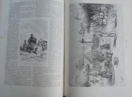 TOUR DU MONDE1886: LACS AFRIQUE EQUATORIALE/MKEWE VILLE MAUDITE/LE CHAMBEZI/BOISSON POMBE - Zeitschriften - Vor 1900