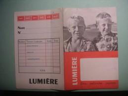 POCHETTE PUBLICITE PHOTO NEGATIF - Publicités