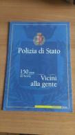 Folder Polizia Di Stato 2002 - Militaria