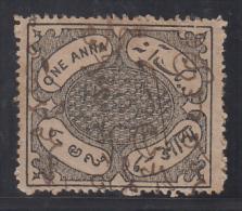 HYDERABAD  State  1A  Revenue Type 10 K&M 101 # 89453  Inde Indien India Fiscaux Fiscal Revenue - Hyderabad
