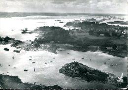 22 - En Avion Au Dessus De...Ile De Bréhat : La Chambre - Le Guerzido - Le Port Clos - Ile De Bréhat