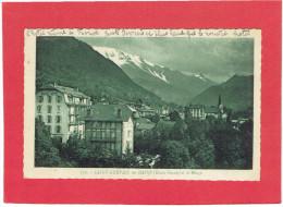 SAINT GERVAIS LES BAINS NOUVEL HOTEL CARTE EN TRES BON ETAT - Saint-Gervais-les-Bains