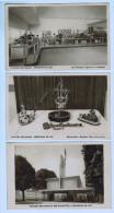 9600  PARIS : LOT DE 3 CPA  Exposition De 1937 , Pavillon Des Tabacs ; Machines à Cigares Et Cigarettes ,retrospective ! - Expositions