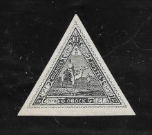 CD123 Obock Méhariste N°45 N+ TB - Obock (1892-1899)
