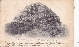 Ax- Rare Cpa (à Situer) Chambre à Coucher, En Afrique, Du Docteur Barnay De Paris - Postcards