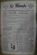Le Monde Du 29/5/1981: N°11299 - Testi Generali