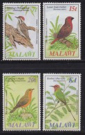 MALAWI, 1985, Mint  Lightly Hinged Stamps , John James Audubon, 453-456, #4605 - Malawi (1964-...)
