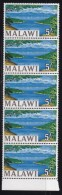 MALAWI, 1966, Mint  Never Hinged Stamps  , Strip Of 5 , 49, #4650 - Malawi (1964-...)