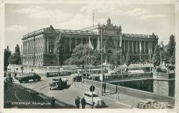 STOCKHOLM  - Riksdagshuset - Sweden