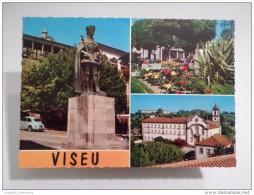Postcard 1970years PORTUGAL VISEU - Viseu