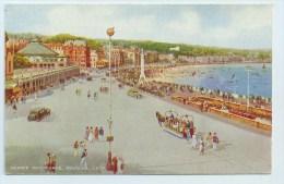 Douglas - Harris Promenade - Art Colour - Isle Of Man