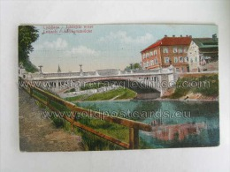 Ljubljana 263 Laibach Jubilejski Most Brucke - Slovénie