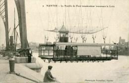 9     NANTES - La Nacelle Du Pont Transbordeur Traversant La Loire - Nantes