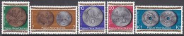 PAPUA NEW GUINEA, 1975 NEW COINAGE 5 MNH - Papouasie-Nouvelle-Guinée