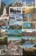 20 CART. MONTAGNA (35) - Cartoline