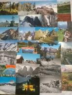 24 CART. MONTAGNA (37) - Postcards