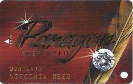 Paragon Casino Marksville LA - Diamond Slot Card - Casino Cards