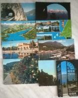 9 CART.  LAGO DI GARDA (12) - Cartoline